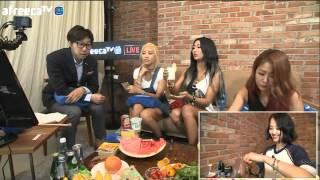 2015년 6월 23일 ... 씨스타 라이브채팅 (150622) [part 2/5] @ 씨스타. HyoBoSoDa SISTAR .... [SBS]n컬투쇼 방학특집 아이돌 탐구생활 2탄,씨스타,각자의 주량은...