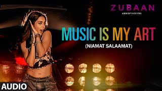 ZUBAAN FULL AUDIO SONG