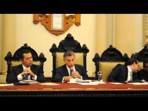 Discurso de Tony Gali en Sesión de Cabildo