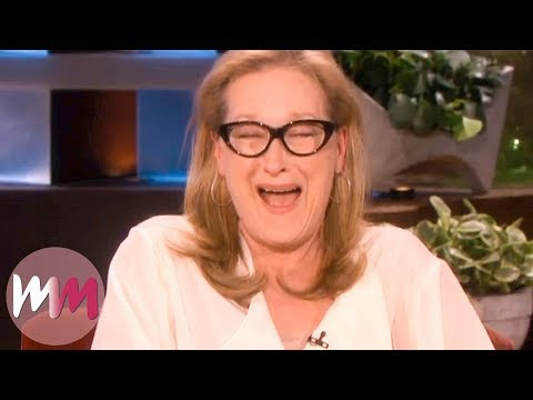 Top 10 Must-Watch Meryl Streep Pop Culture Moments