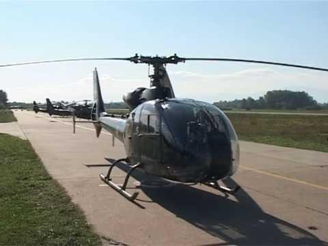 Vojna vežba na aerodromu Lađevci