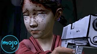 Top 10 Saddest Moments in Telltale Games