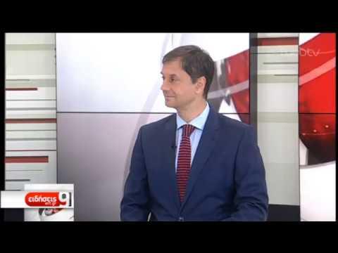 Ο υπουργός Τουρισμού Χάρης Θεοχάρης στην ΕΡΤ | 08/08/2019 | ΕΡΤ