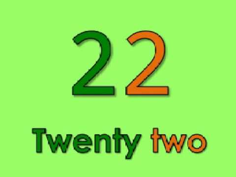 Counting by 2 Video