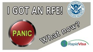 Download Lagu I Got an RFE (Request for Evidence)! Should I Panic? Mp3