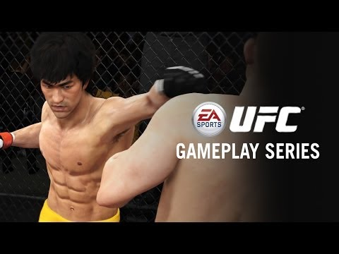 EA SPORTS UFC   Be Bruce Lee Gameplay Trailer | Video
