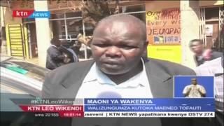 Maoni Ya Wakenya Kuhusu Uamuzi Uliotolewa Na ICC