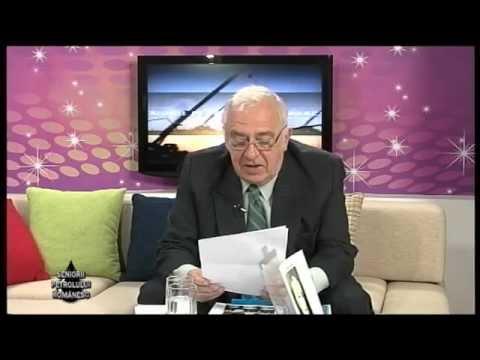 """Emisiunea """"Seniorii Petrolului Romanesc"""" P2 – ing. Bogdan Zamfirescu – 2 mai 2015"""
