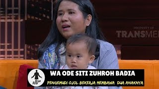 Video VIRAL Wanita Driver Ojol Bawa Dua Anaknya Ngojek | HITAM PUTIH (09/10/18) 3-4 MP3, 3GP, MP4, WEBM, AVI, FLV Oktober 2018