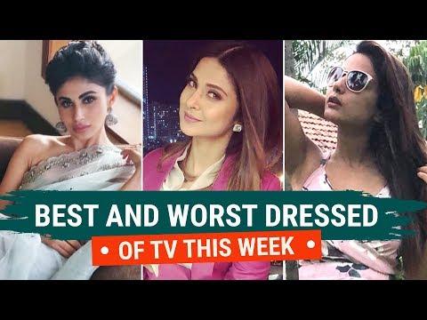 Video Hina Khan, Jennifer Winget, Divyanka Tripathi: Best and Worst Dressed TV | Fashion | Bollywood download in MP3, 3GP, MP4, WEBM, AVI, FLV January 2017