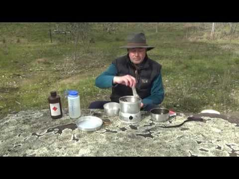 How to use a Trangia stove [HD] by AdventurePro