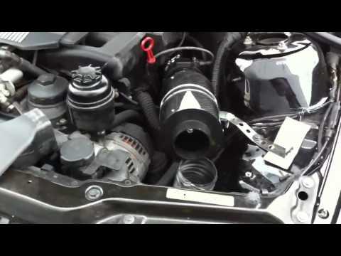 E46 330ci carbon airbox