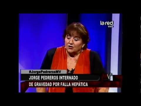 Dra. Cordero - Lo de Pedreros se debería al alcohol y quizás sea irreversible