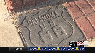 Efforts are underway to bring historic neon signs to Route 66.