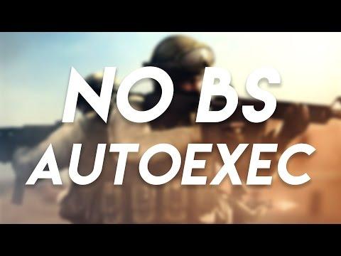 No Bulls**t Autoexec Tutorial (+Useful Scripts)