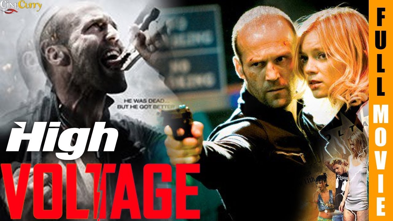 HIgh Voltage | Roy Tuazen | Crank: High Voltage | Latest Hindi Dubbed Hollywood Movie