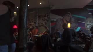 GIPSY KLEZMER LAB - jam session de klezmer y jazz manouche.https://www.facebook.com/RobindroNikolicMusician/?ref=bookmarksRObindro Nikolic - clarineteAlejandro Frankel - contrabajo Carles Gutiérrez - guitarraand friends...