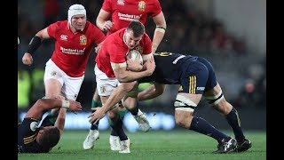 Highlanders v British and Irish Lions Rugby Highlights 2017