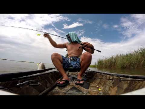 Fishing with Brian McPherson (Bass, Crappie, Flounder, Red fish, Speckled Trout, and more)