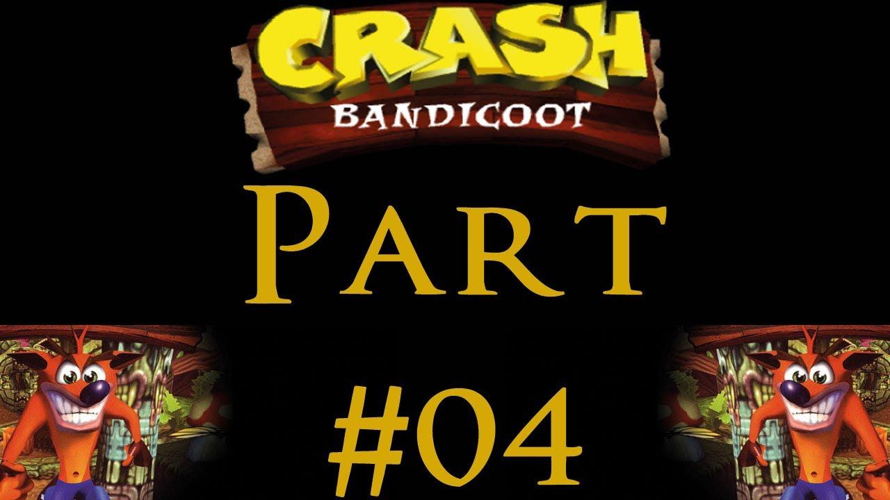 Spiele-Ma-Mo: Crash Bandicoot (Part 4, 5 und 6)