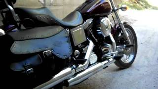 2. HARLEY DAVIDSON  FXDS 1340cc. dyna convertible 1998