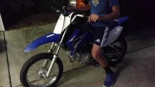 10. 2009 Yamaha TTR-110E
