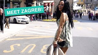 Adapting to Croatian lingo in Zagreb! | Zagreb travel guide