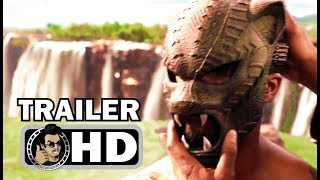 BLACK PANTHER Official Trailer #3 (2018) Marvel Superhero Movie HD