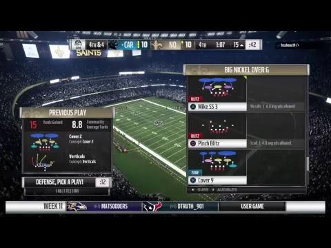 Panthers  Vs Saints(Aug..Champ)