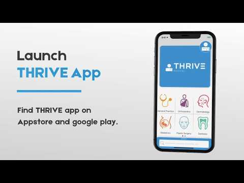 Book Doctor in seconds! 👩⚕️👨⚕️ | Thrive medical