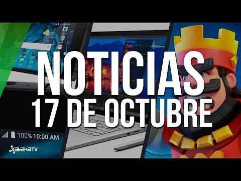 ZTE Axon M con pantalla plegable,  Surface Book 2, y nuevo modo de juego en Clash Royale | XTK Now!