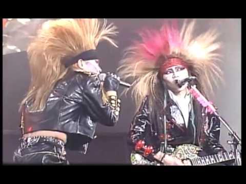X Japan - Weekend 1990 LIVE online metal music video by X JAPAN
