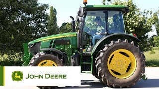 Video 5M Series Tractors John Deere - Walkaround MP3, 3GP, MP4, WEBM, AVI, FLV November 2017