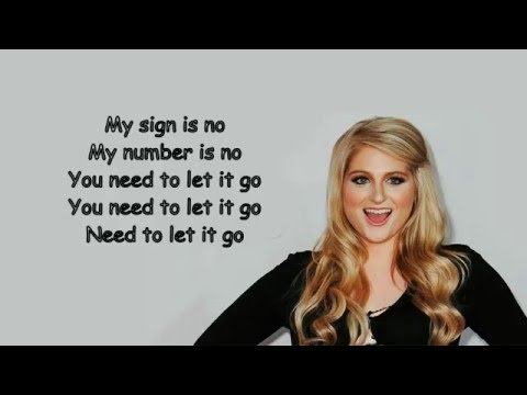 Meghan Trainor - NO (Lyric By Cover)