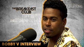 #TMPCheckout: Bobby V Interview With The Breakfast Club