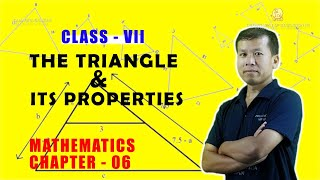 Class VII Mathematics Chapter 6: The Triangle and its properties