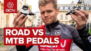 4. Road Or MTB Pedals - Which Should You Choose?