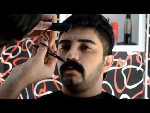 hair cuts  Stilist ELNAR Мужская стрижка yeni modeller Mens Hairstyles professional ish