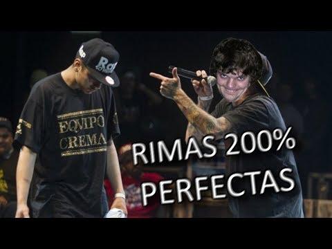 RIMAS QUE PARARON LA TROLL BATTLE