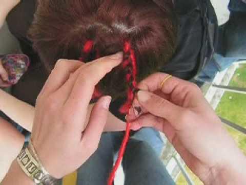 comment poser des dreads synthétiques simples