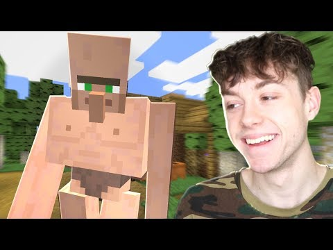PLAYING CURSED MINECRAFT 2 (THICK VERSION)