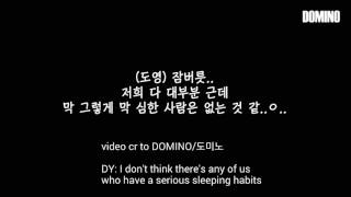 video cr to DOMINOsubbed by me✌ it might not be 100% correct