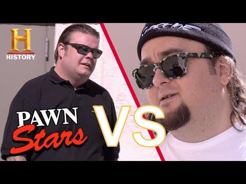 Pawn Stars: CHUM VS COREY in Ultimate Prank Battle (Season 8) | History