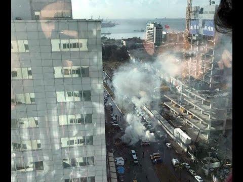 turchia: autobomba davanti a tribunale di smirne, almeno 10 feriti