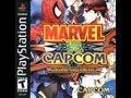Marvel Vs Capcom: Clash Of Super Heroes playstation Spi