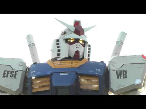 0 Gundam Comes To Life, Transformers Feel Left Out