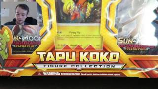 Today is another Pokemon TCG Pack Opening! TODAY WE OPEN TWO TAPU KOKO FIGURE COLLECTION BOXESHope you enjoyed! If you did, be sure to leave a like! :)Minecraft Channel: https://www.youtube.com/HBomb94My Twitter: https://twitter.com/HBomb94Pokemon Moon Playlist: https://www.youtube.com/playlist?list=PLIGK7a4x17vt0dbXfMMTTynUyBNyt5359