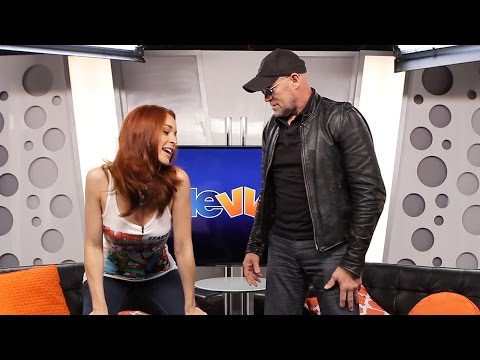 Michael - Michael Rooker Talks Guardians, Yondu & Twerking! Subscribe Now! ▻ http://bit.ly/SubClevverMovies Michael Rooker stopped by the studio to talk about his role as