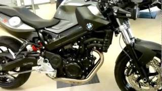 5. 2012 BMW F800R 87 Hp Naked Bike