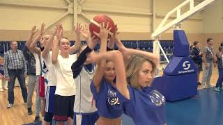 Pre-season event of fans of BC Enisey 2017